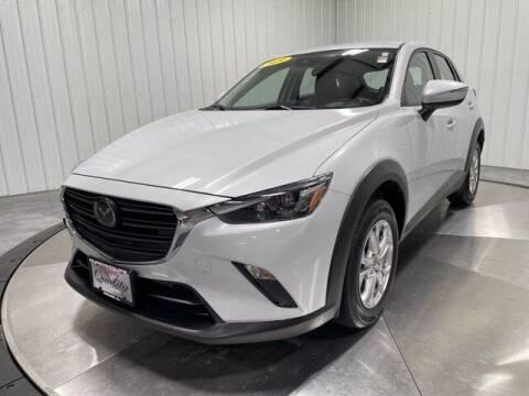 2019 Mazda CX-3 for sale at HILAND TOYOTA in Moline IL