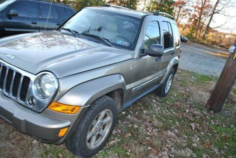 2006 Jeep Liberty for sale at Branch Avenue Auto Auction in Clinton MD