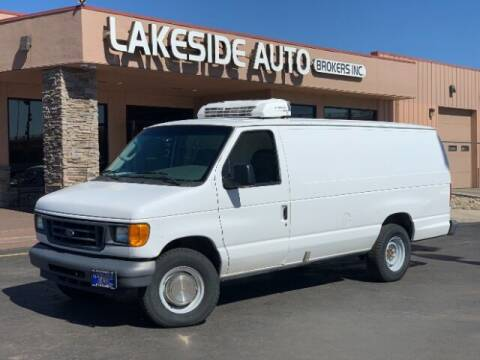 2006 Ford E-Series Cargo for sale at Lakeside Auto Brokers in Colorado Springs CO