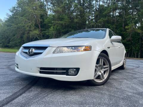 2008 Acura TL for sale at El Camino Auto Sales - Global Imports Auto Sales in Buford GA