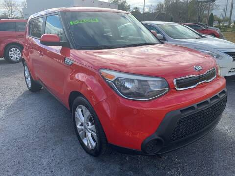 2015 Kia Soul for sale at The Car Connection Inc. in Palm Bay FL