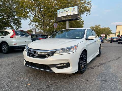 2017 Honda Accord for sale at All Star Auto Sales and Service LLC in Allentown PA