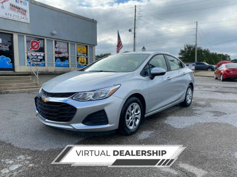 2019 Chevrolet Cruze for sale at Bagwell Motors Springdale in Springdale AR