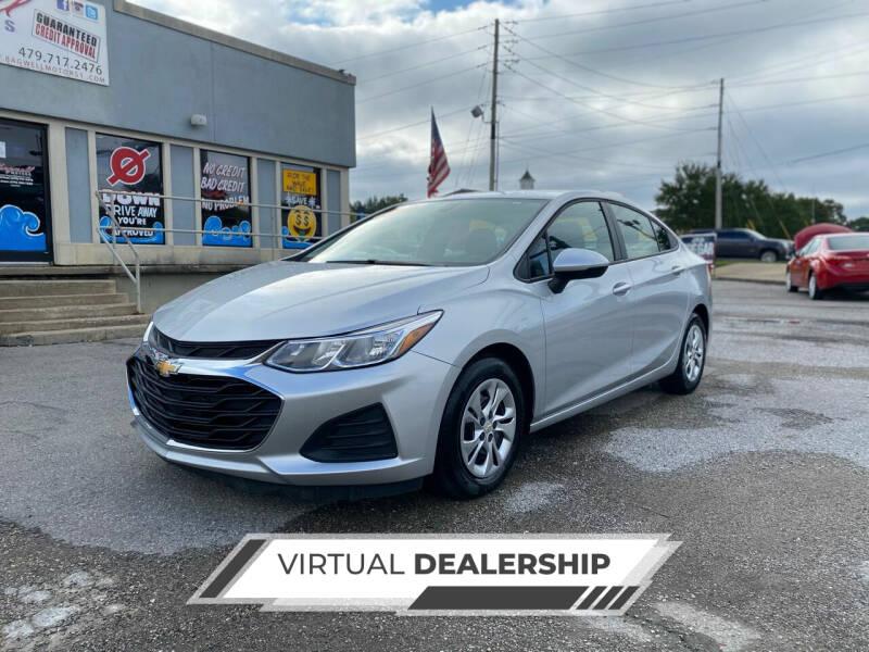 2019 Chevrolet Cruze for sale at Bagwell Motors Springdale in Springdale AR