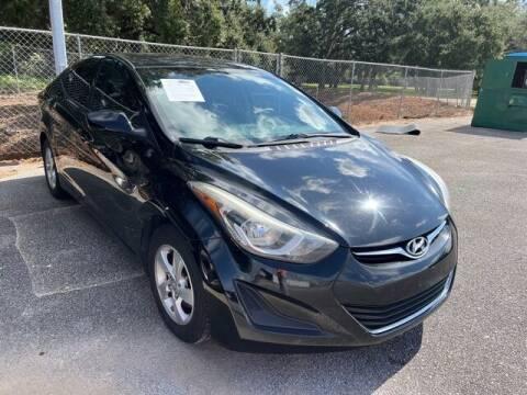 2014 Hyundai Elantra for sale at Allen Turner Hyundai in Pensacola FL