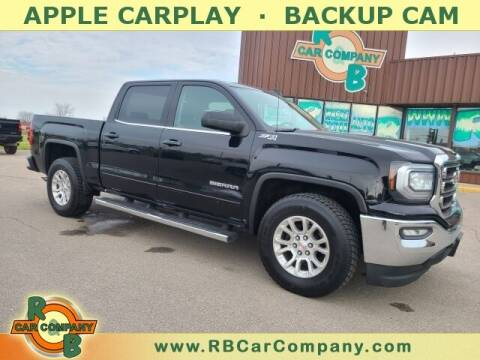 2017 GMC Sierra 1500 for sale at R & B CAR CO - R&B CAR COMPANY in Columbia City IN