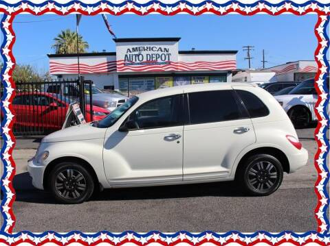 2007 Chrysler PT Cruiser for sale at American Auto Depot in Modesto CA