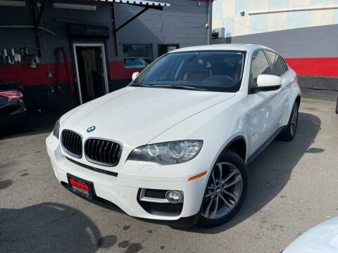 2014 BMW X6 for sale at Newark Auto Sports Co. in Newark NJ