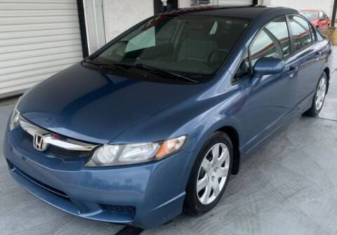 2011 Honda Civic for sale at Tiny Mite Auto Sales in Ocean Springs MS