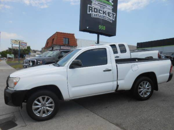 2014 Toyota Tacoma for sale at Rocket Car sales in Covina CA