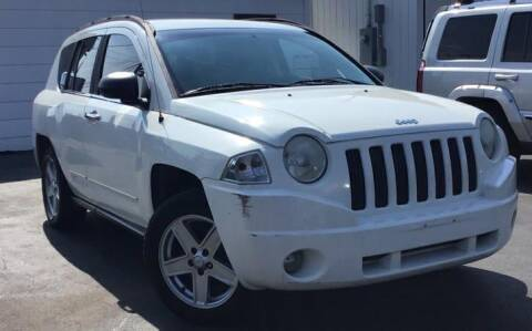 2008 Jeep Compass for sale at Rayyan Auto Sales LLC in Lexington KY
