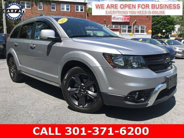 2018 Dodge Journey for sale in Braddock Heights, MD