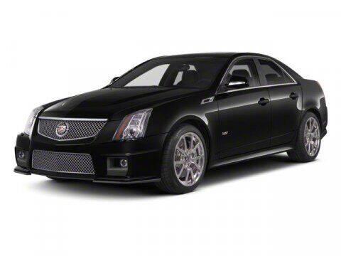 2013 Cadillac CTS-V for sale at BIG STAR HYUNDAI in Houston TX