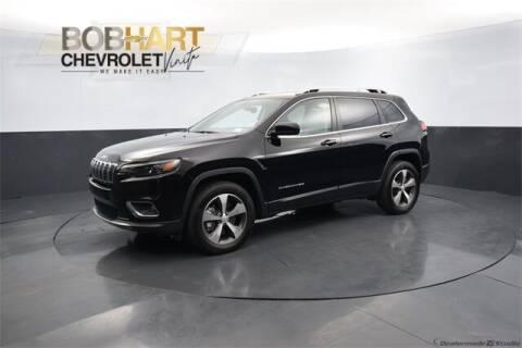2020 Jeep Cherokee for sale at BOB HART CHEVROLET in Vinita OK