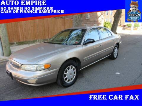 2001 Buick Century for sale at Auto Empire in Brooklyn NY