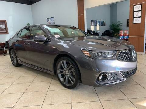 2019 Acura TLX for sale at Adams Auto Group Inc. in Charlotte NC