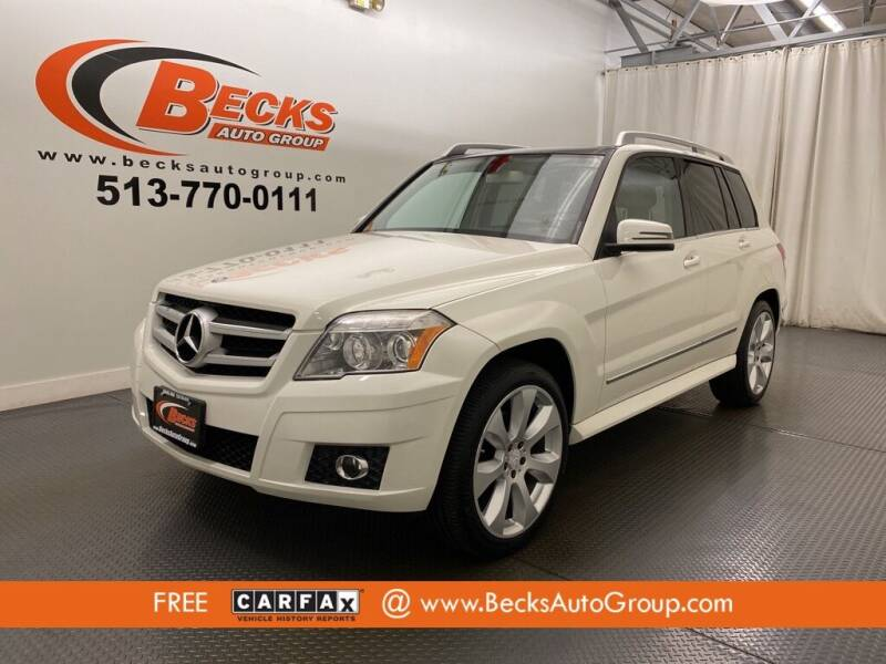 2010 Mercedes-Benz GLK for sale in Mason, OH
