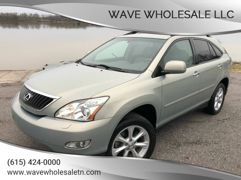 2009 Lexus RX 350 for sale at Wave Wholesale LLC in Gallatin TN