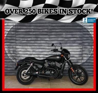 2015 Harley-Davidson XG750 for sale at Motomaxcycles.com in Mesa AZ