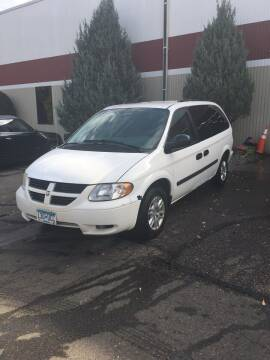 2007 Dodge Grand Caravan for sale at Specialty Auto Wholesalers Inc in Eden Prairie MN