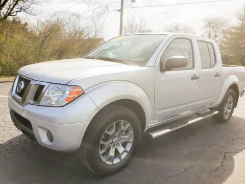 2017 Nissan Frontier for sale at Tennessee Imports Inc in Nashville TN