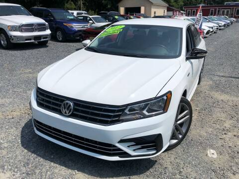 2017 Volkswagen Passat for sale at A&M Auto Sales in Edgewood MD