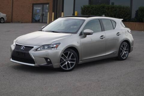 2017 Lexus CT 200h for sale at Next Ride Motors in Nashville TN