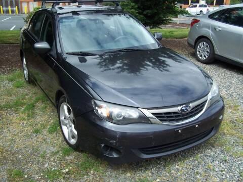 2009 Subaru Impreza for sale at M & M Auto Sales LLc in Olympia WA
