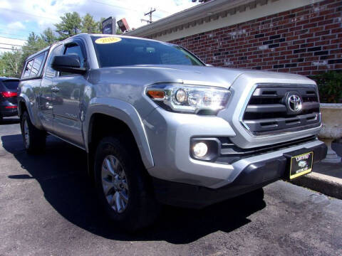 2016 Toyota Tacoma for sale at Certified Motorcars LLC in Franklin NH