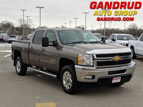 2013 Chevrolet Silverado 2500HD for sale at Gandrud Dodge in Green Bay WI