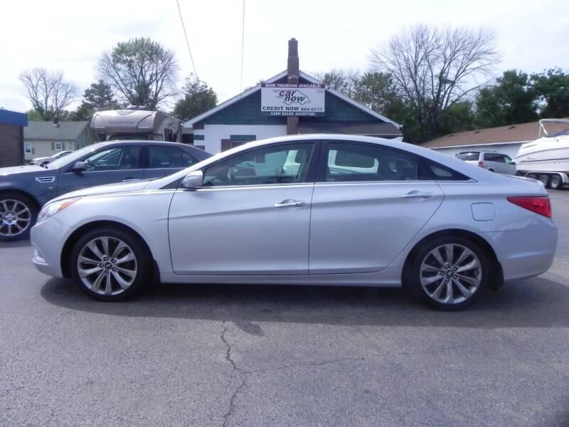 2013 Hyundai Sonata for sale at Car Now in Mount Zion IL