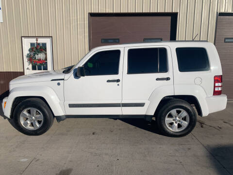 2011 Jeep Liberty for sale at Dakota Auto Inc. in Dakota City NE