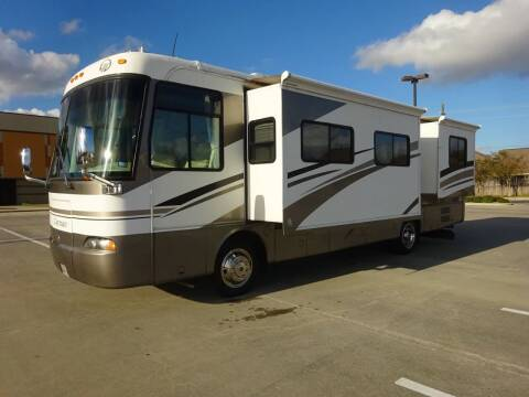 2005 Monaco Cayman 34, 2 Slides, Diesel for sale at Top Choice RV in Spring TX