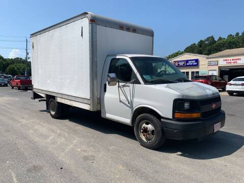2004 Chevrolet Express Cargo for sale at Century Motor Cars in West Creek NJ