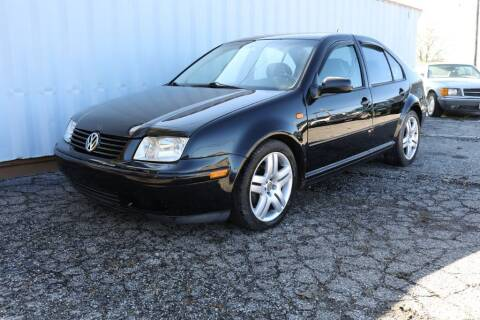 2002 Volkswagen Jetta for sale at Queen City Classics in West Chester OH