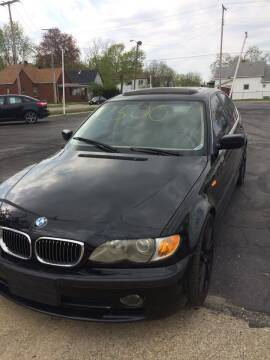 2003 BMW 3 Series for sale at Mike Hunter Auto Sales in Terre Haute IN