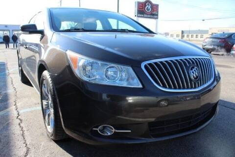 2013 Buick LaCrosse for sale at B & B Car Co Inc. in Clinton Twp MI
