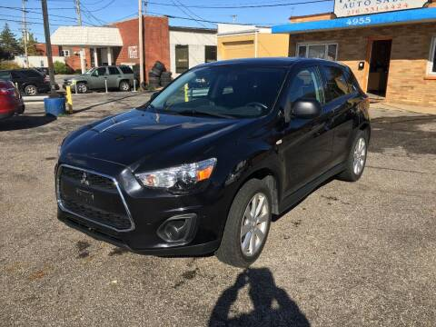 2013 Mitsubishi Outlander Sport for sale at Payless Auto Sales LLC in Cleveland OH