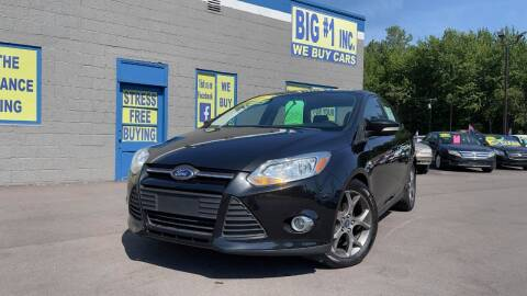 2014 Ford Focus for sale at BIG #1 INC in Brownstown MI