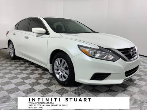 2016 Nissan Altima for sale at Infiniti Stuart in Stuart FL