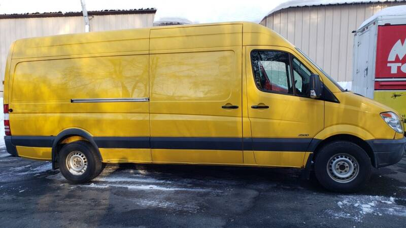 2012 Freightliner Sprinter Cargo for sale at Lafayette Salvage Inc in Lafayette NJ