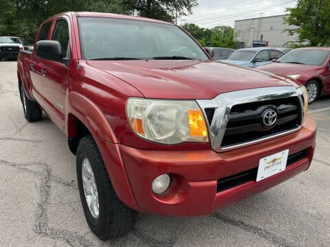 2007 Toyota Tacoma for sale at PRESTIGE AUTOPLEX LLC in Austin TX