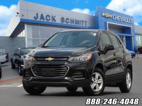 2018 Chevrolet Trax for sale at Jack Schmitt Chevrolet Wood River in Wood River IL