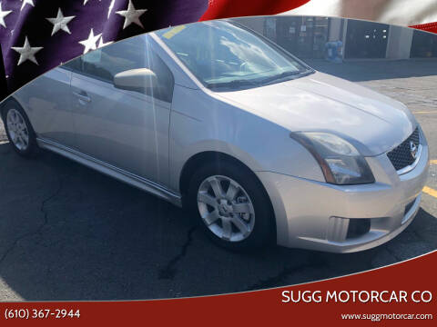 2011 Nissan Sentra for sale at Sugg Motorcar Co in Boyertown PA