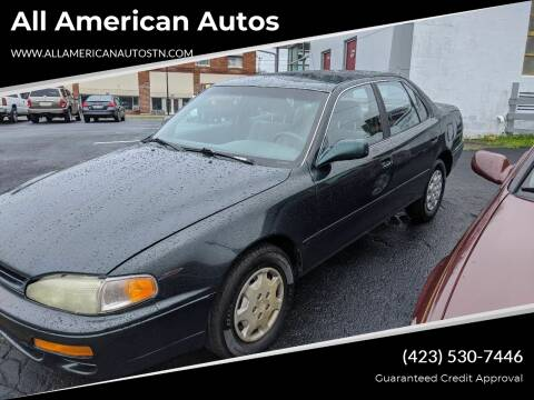 1995 Toyota Camry for sale at All American Autos in Kingsport TN