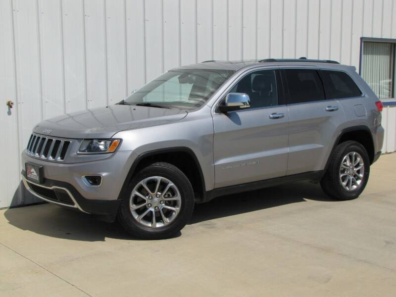 2015 Jeep Grand Cherokee for sale at Lyman Auto in Griswold IA