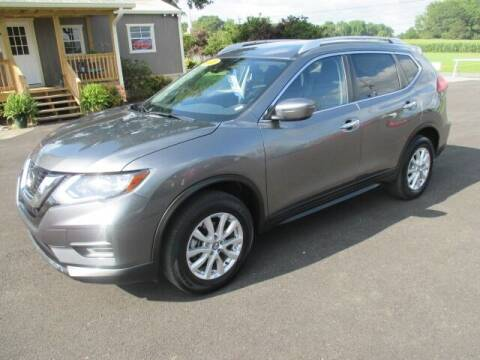 2020 Nissan Rogue for sale at G. B. ENTERPRISES LLC in Crossville AL