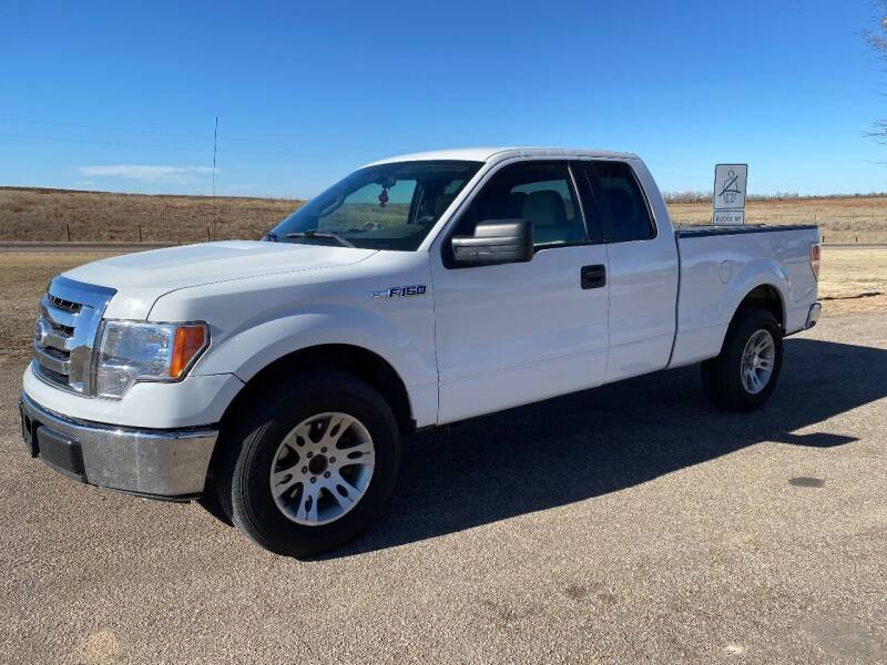 2010 Ford F-150 for sale at TNT Auto in Coldwater KS