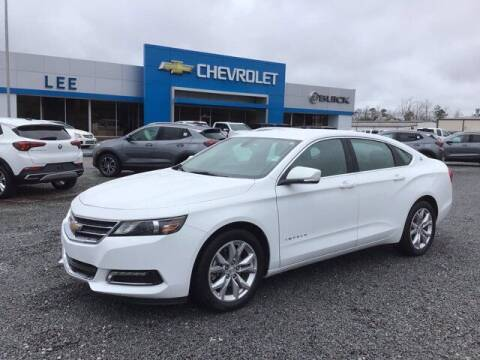 2020 Chevrolet Impala for sale at LEE CHEVROLET PONTIAC BUICK in Washington NC