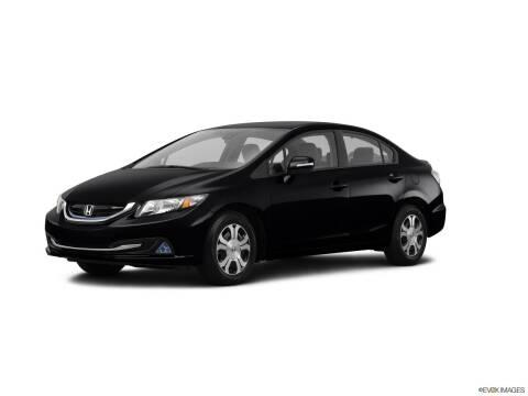 2013 Honda Civic for sale at PATRIOT CHRYSLER DODGE JEEP RAM in Oakland MD